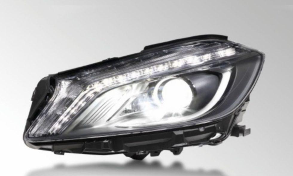 LED-Frontscheinwerfer (Audi A8)