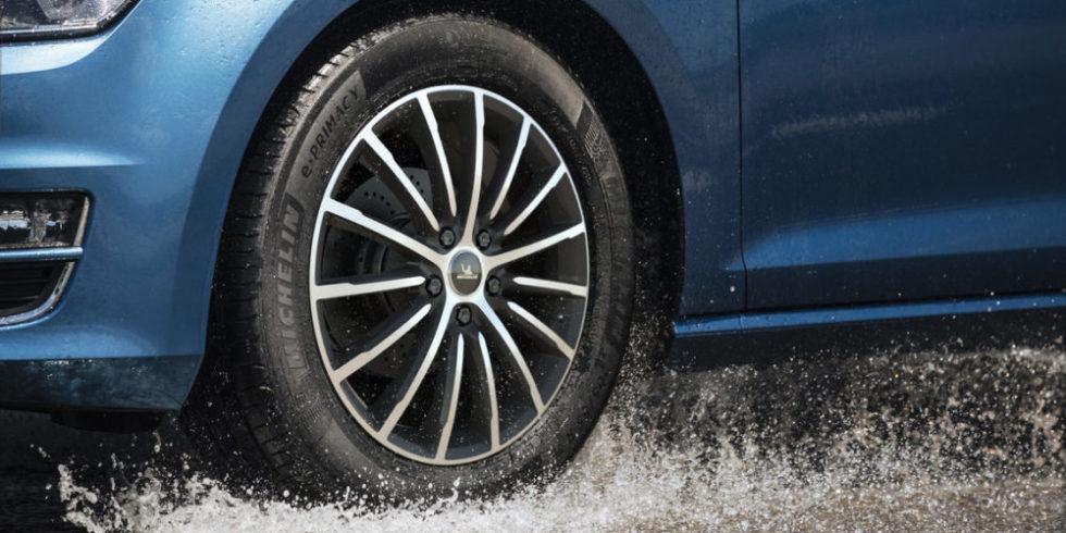 Reifen von Michelin mit längerer Lebensdauer