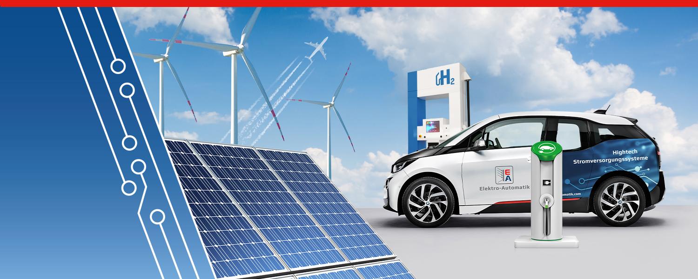 Logo von EA Elektro-Automatik GmbH & Co. KG