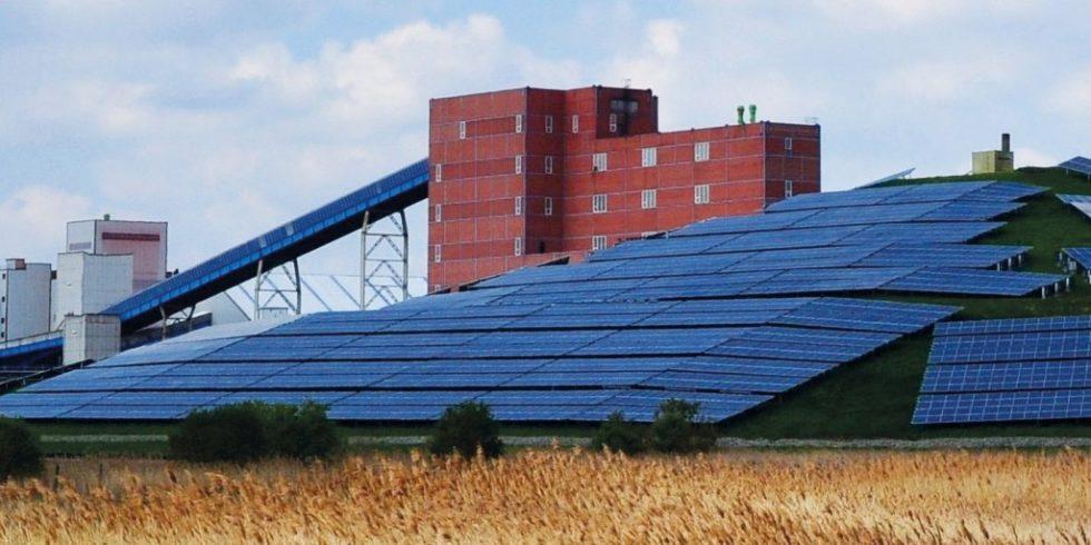 Stromerzeugung aus erneuerbaren Energien kann sich auch ohne Förderung lohnen. Foto: Genath