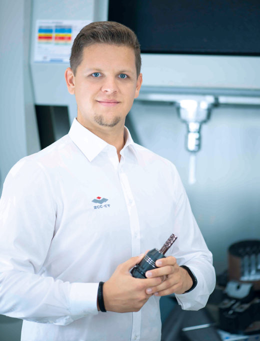 Dennis H., Product Manager Solid Carbide Tools