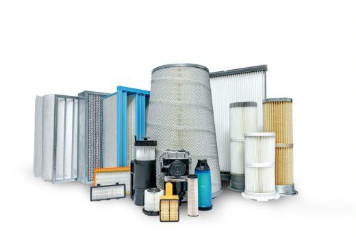 Hengst Filtration bietet ein breites Spektrum an Filtrationslösungen