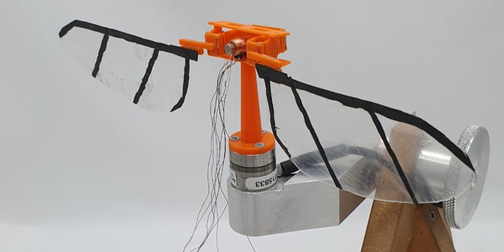 Prototyp Drohne