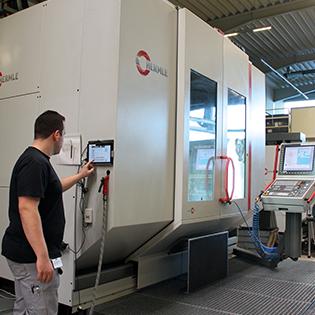Durchgängige Industrie 4.0 Lieferkette bei der HEGGEMANN AG – MES macht´s möglich