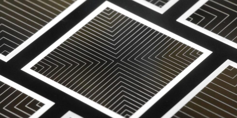 neue Solarzelle mit 26 Prozent Wirkungsgrad