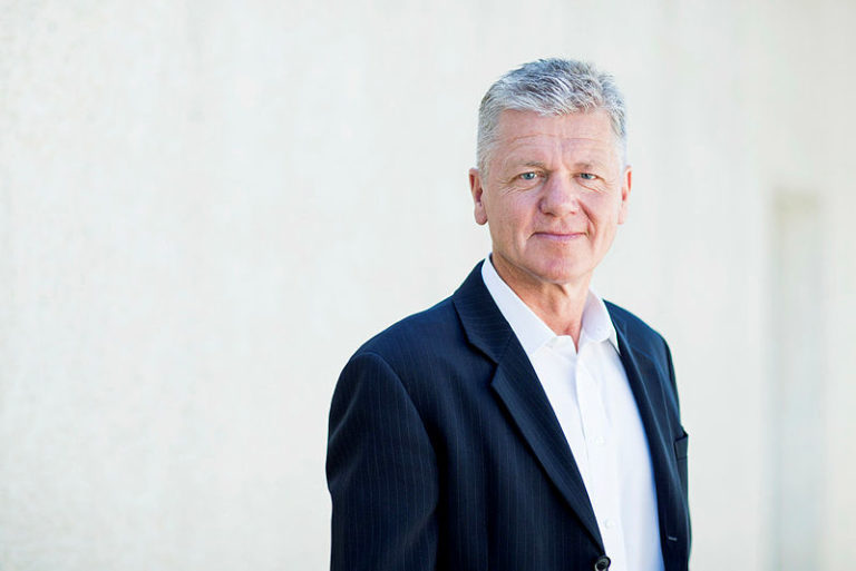 Reinhard K. Sprenger. Foto: Mareycke Frehner
