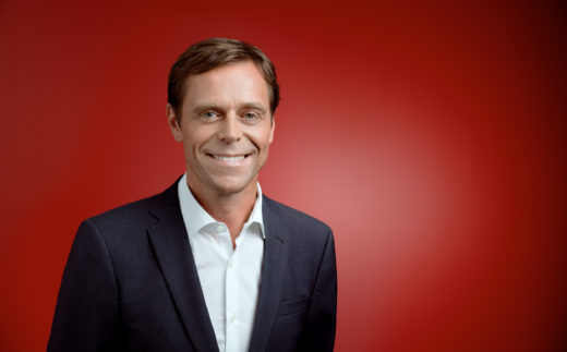 Porträt Gerhard Mack Vodafone