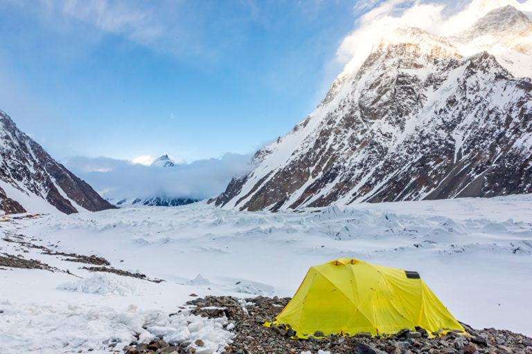 In Pakistan kann man den riesigen Baltoro-Gletscher bestaunen. Foto: panthermedia.net/ SeuMelhorClick
