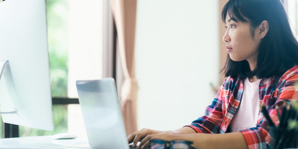 Wie finde ich einen guten Einstiegssatz beim Bewerbungsschreiben? Erster Tipp: Wecken Sie Neugierde! Foto: Panthermedia.net/ijeab