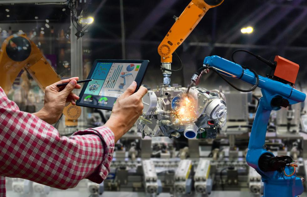 Der Digital Twin im Maschinenbau ermöglicht Unternehmen die Erhöhung ihrer Reaktionsfähigkeit um sich veränderten Rahmenbedingungen und Anforderungen schnell anpassen zu können. Foto: Dassault Systemes