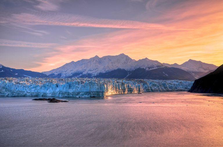 Der Hubbard-Gletscher. Foto: panthermedia.net/lhboucault