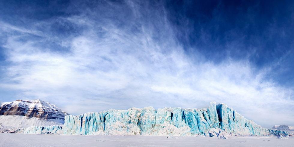 Die größten Gletscher der Welt sind zugleich auch die größten Süßwasserspeicher. Foto: panthermedia.net/leaf Yaymicro)