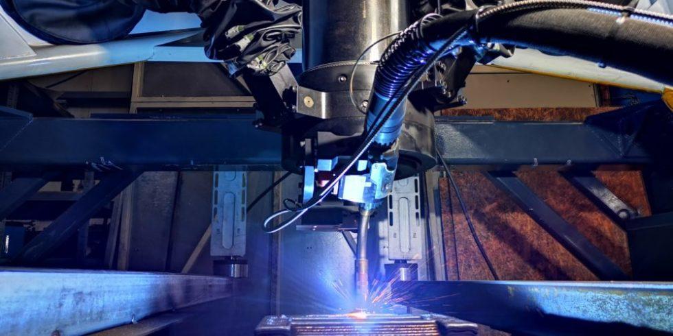 3D-Druck mit Laserauftragschweißen