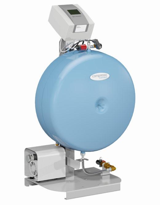 Simply Compresso von IMI Pneumatex. Foto: IMI Hydronic Engineering Deutschland GmbH
