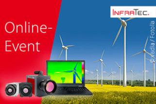 Einsatzmöglichkeiten der Thermografie bei Windenergieanlagen