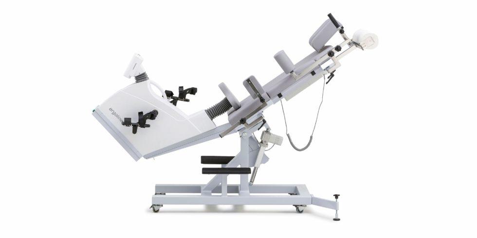 Bild 1:Das Liege-Ergometer Ergoselect 1200 ist für die Diagnostik des Herzens entwickelt worden. Bild: Ergoline GmbH