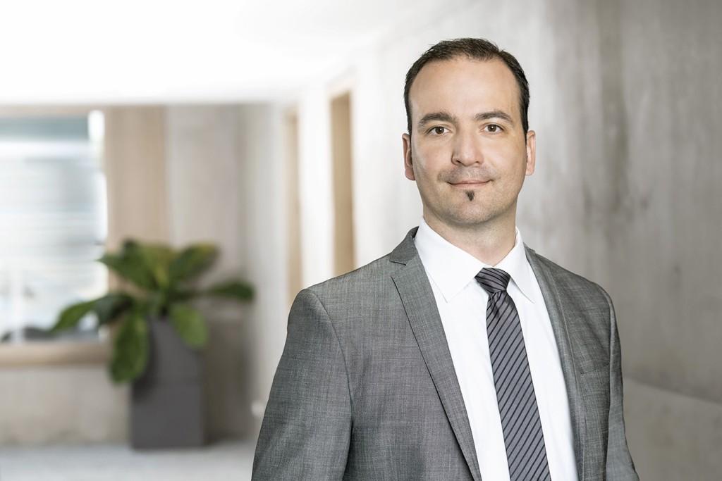 Sascha Paulus verfügt über 16 Jahre internationale Markterfahrung im Bereich Kälte- und Wärmepumpenlösungen. Foto: Glen Dimplex Deutschland