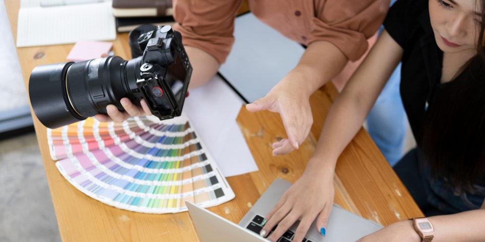 Adobe Photoshop und Lightroom sind Standard-Programm für die Bildbearbeitung. Doch es gibt Alternativen, die der Software Konkurrenz machen - manche davon sind sogar kostenlos. Foto: Panthermedia.net/ijeab