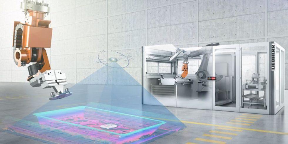 Die Liebherr Verzahntechnik GmbH wirkt als Konsortialführer im Projekt mit. Ziel ist beispielsweise, in gewichtsreduzierten Robotern die Antriebe energieeffizienter ausführen zu können. Foto: Liebherr