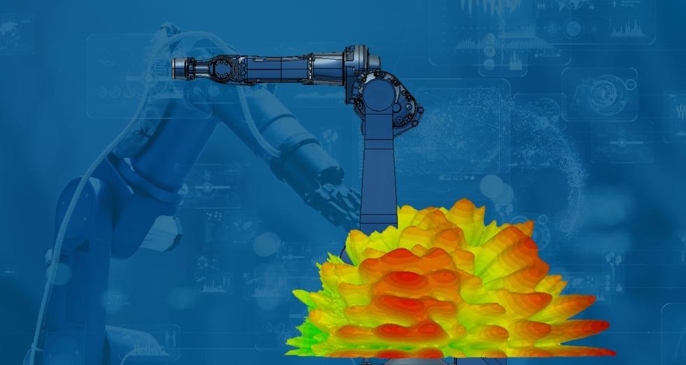 Der Digital Twin/Virtual Twin im Maschinenbau ermöglicht die Vorab-Simulation verschiedenster Effekte und die damit verbundenen Auswirkungen auf bestehende Systeme oder Beteiligte. Foto: Dassault Systemes