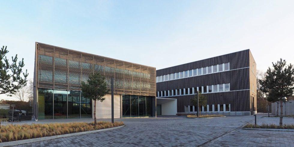Nach den Prinzipien einer leichten und umweltgerechten Bauweise wurde das neue ZELUBA konstruiert. Foto: Fraunhofer WKI   Manuela Lingnau