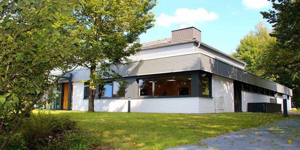 Kostenmanagement schließt kreative Planung nicht aus. Das zeigt die Sanierung vom Bürgerhaus Offheim. Foto: Architekturbüro Gisela Schwarz, Limburg
