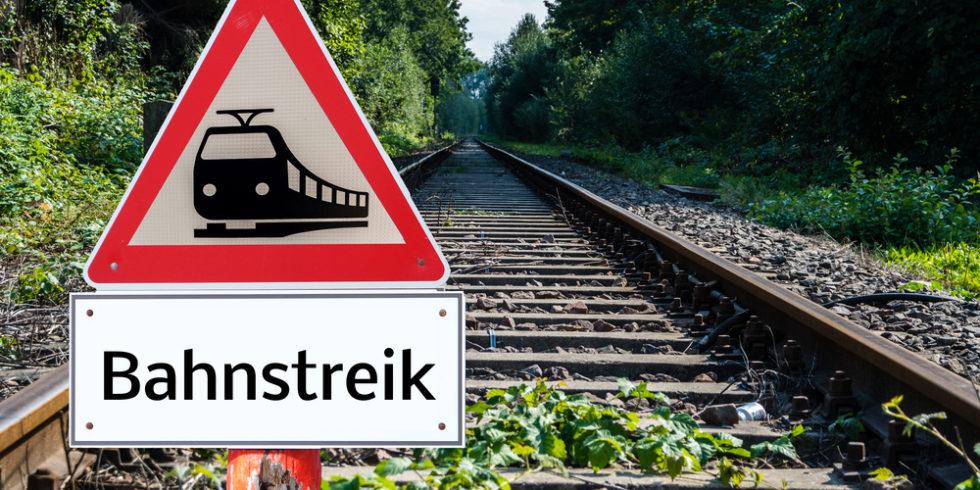 Die Gewerkschaft GDL hat einen Bahnstreik angekündigt. Foto: panthermedia.net/Animaflora-PicsStock