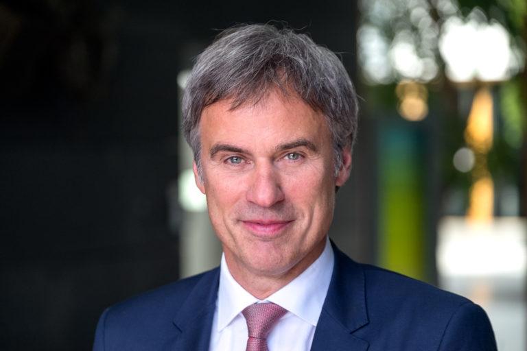 Bitkom-Präsident Achim Berg. Foto: Bitkom