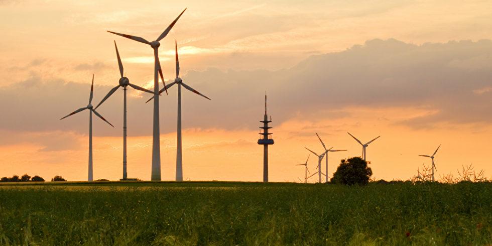 Windkraft als Bestandteil der Energiewende