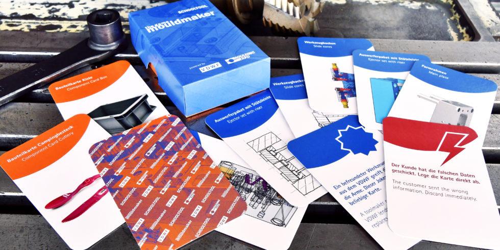 """Werkzeug- und Formenbau leicht gemacht mit """"Mouldmaker – The Game"""". Foto: Prof. Steffen Ritter"""