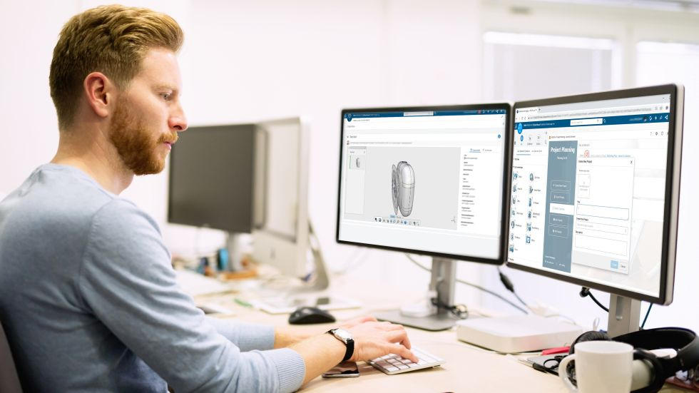 Kundenspezifische Produkte ohne digitale Absicherung zu produzieren – heute undenkbar. Foto: Dassault Systemes