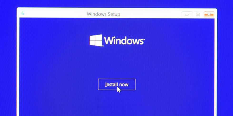 Am 24. Juni will Microsoft das neue Windows 11 offiziell vorgestellt werden. Foto (Archiv/Symbolbild): Panthermedia.net/fotogigi85