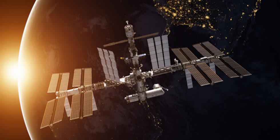 Symbolbild für Chinas neue Raumstation