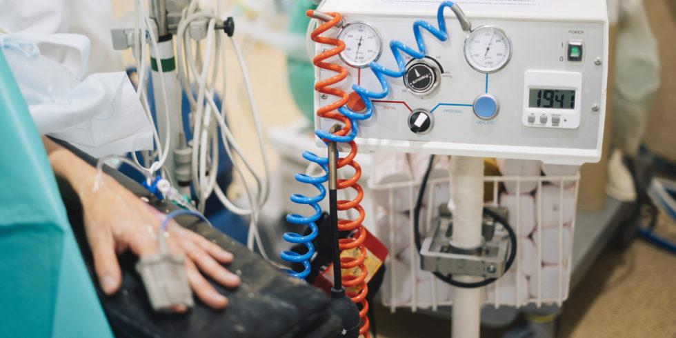 Aktuell gibt es relativ wenige Corona-Patienten auf den Intensivstationen. Foto: panthermedia.net