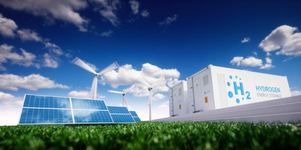 Das IKV sucht Partner zur Identifikation von Potenzialen von Werkstofftechniken in der Wasserstoffwirtschaft: Foto: IVK