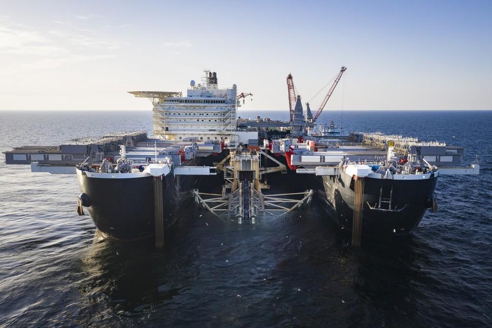 Schiffe Installation Pipeline