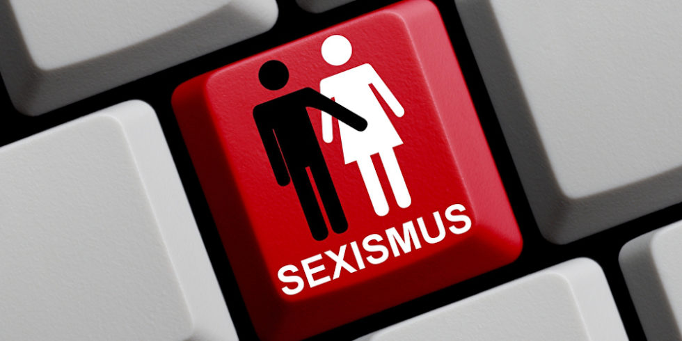 Symbolbild Sexismus