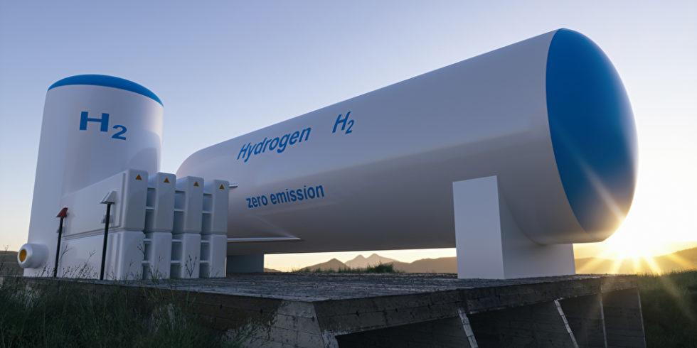 Wasserstoff Anlage
