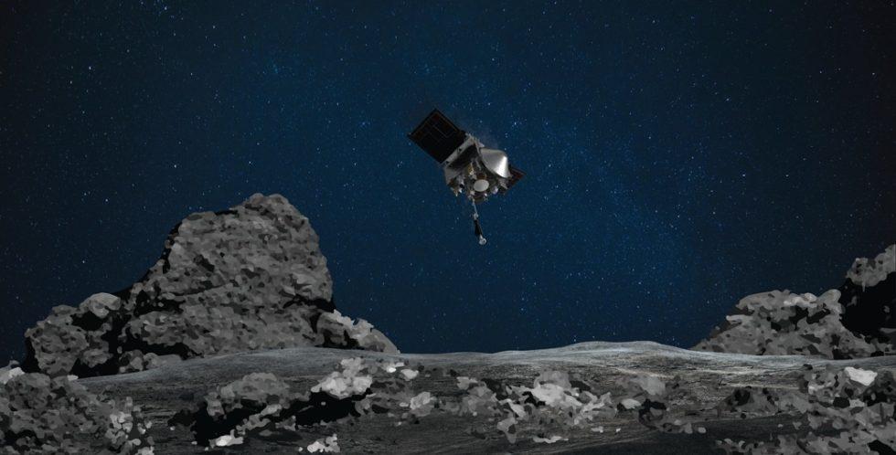 Asteroide Bennu: i ricercatori calcolano la data della collisione