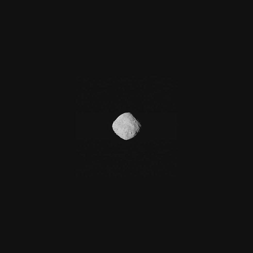 Asteroid Bennu: Forscher errechnen Einschlag-Datum