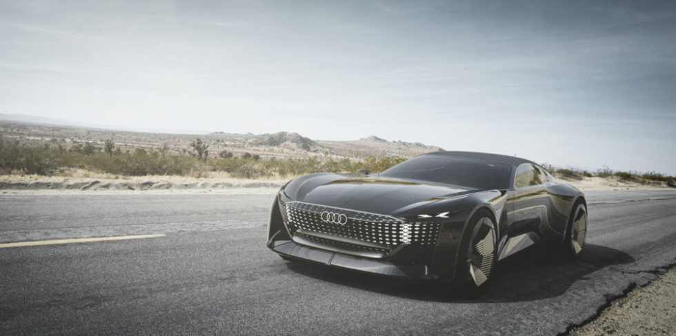 Der neue Audi skysphere concept