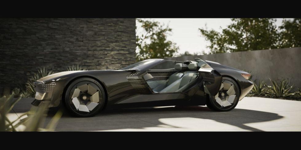 Neues Konzept-Auto von Audi