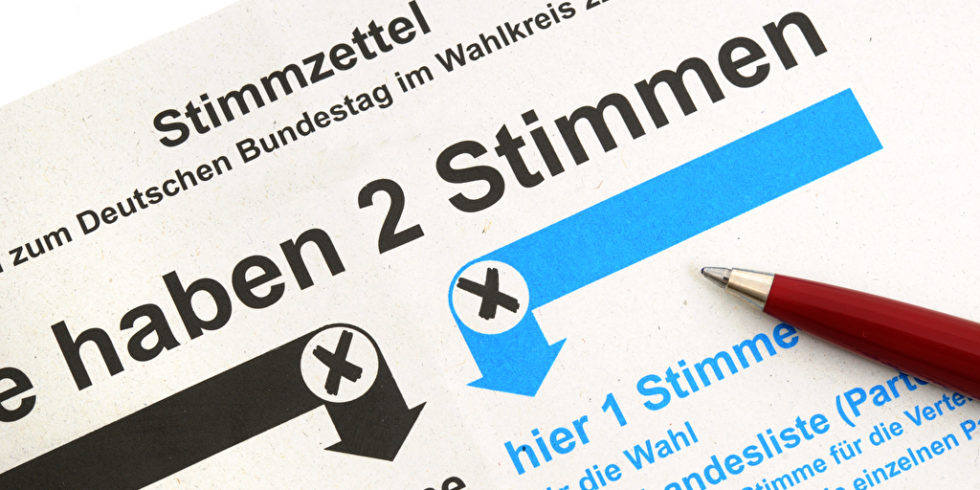Am 26. September ist Bundestagswahl: Wer Entscheidungshilfe braucht, kann den Wahl-O-Mat nutzen - oder sich am besten noch zusätzliche Alternativen anschauen. Foto: Panthermedia.net/pejo