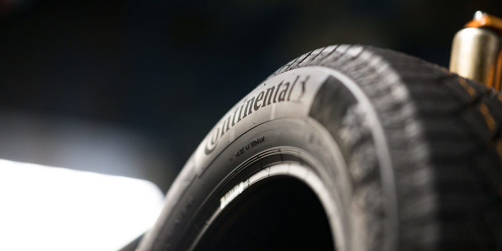 Reifen von Continental