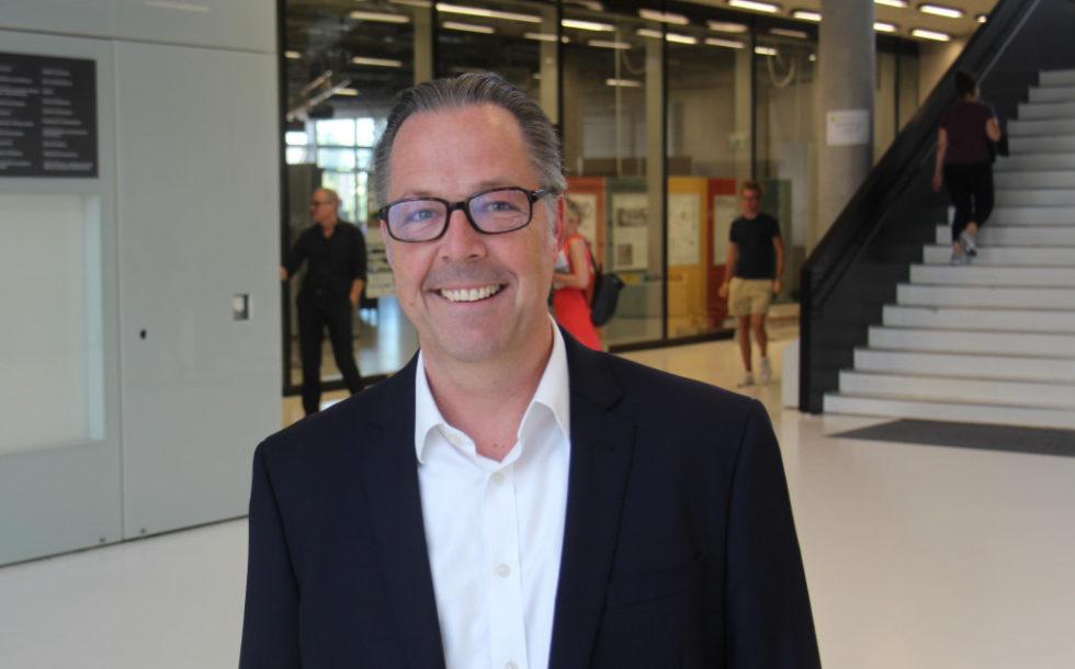 Porträt Bernd Dahlgruen