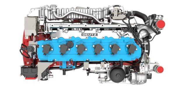 Motor TCG 7.8 H2