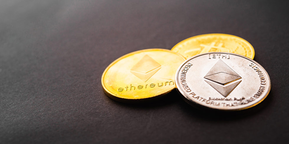 After the Ethereum London update, the total amount of new Ether Coins will be limited.  Photo: Panthermedia.net/sorapop