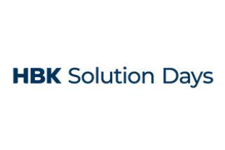 HBK Solution Days 2021: Schall und Schwingung im Fokus