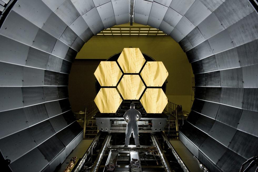 James Webb Teleskop: Name sorgt für Ärger