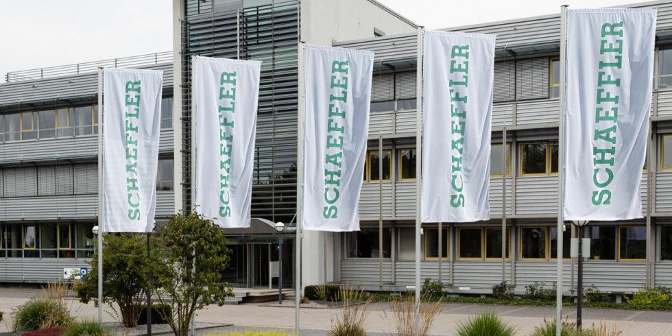 Schaeffler konnte im ersten Halbjahr ein deutliches Umsatzwachstum verzeichnen (im Bild: Automotive Aftermarket Headquater). Foto: Schaeffler Technologies AG & Co. KG